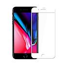 iPhone8 全膠滿版9H鋼化日規玻璃保護貼 白