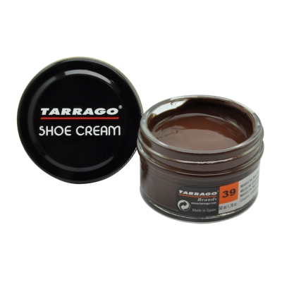【TARRAGO塔洛革】皮革鞋乳(咖啡色系列)