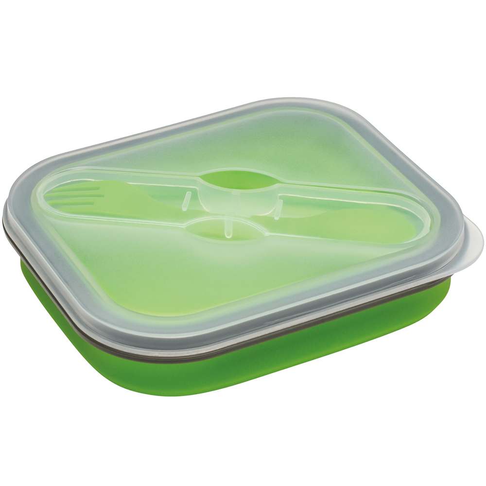 REFLECTS 附餐具摺疊餐盒(15cm)