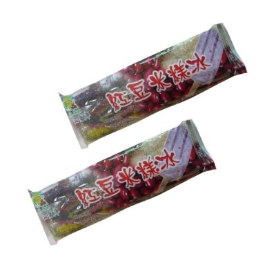 【大樹鄉農會】紅豆米糕冰棒30入