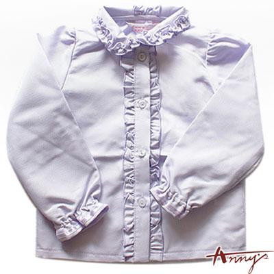Anny荷葉單排釦束口袖長上衣*2251紫