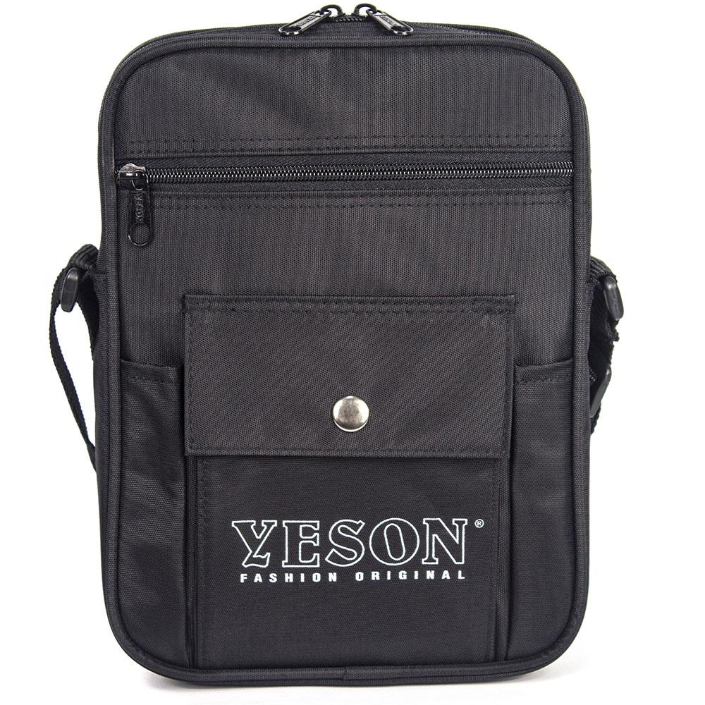 YESON - 輕巧型高單數防撥水尼龍肩側包 MG-169