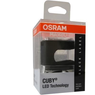 OSRAM CUBY LED充電式手電筒 /閱讀燈(公司貨)