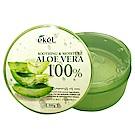 韓國ekeL100%舒緩保濕補水蘆薈凝膠三瓶組(300ml*3)