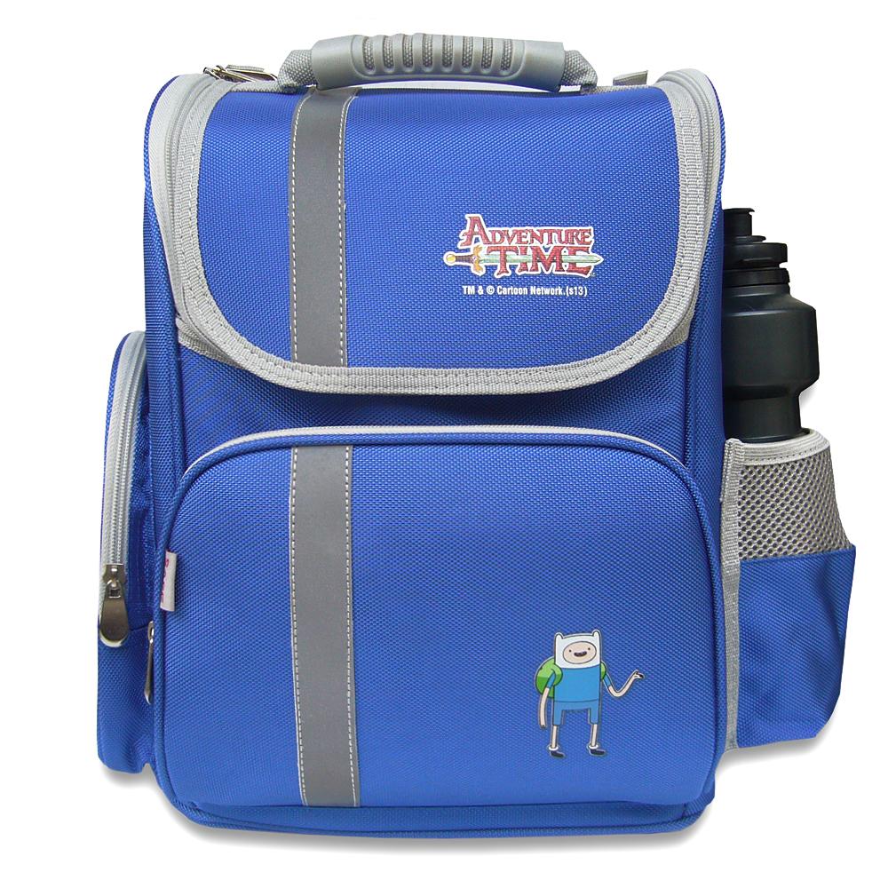【探險活寶】超輕安全護脊書包(天藍色)
