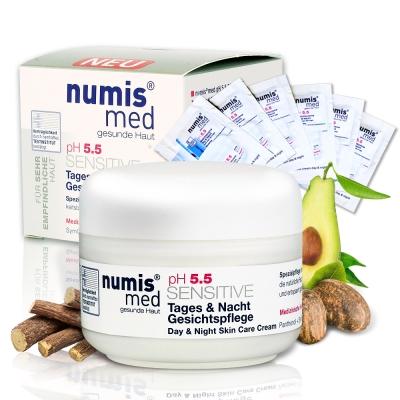 德國Numis med樂美思 PH5.5極致修護凍齡霜50ml(加贈隨身包*6)