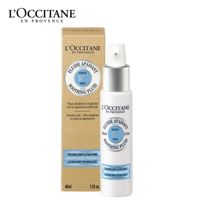L'OCCITANE 歐舒丹 乳油木舒敏防護乳40ml