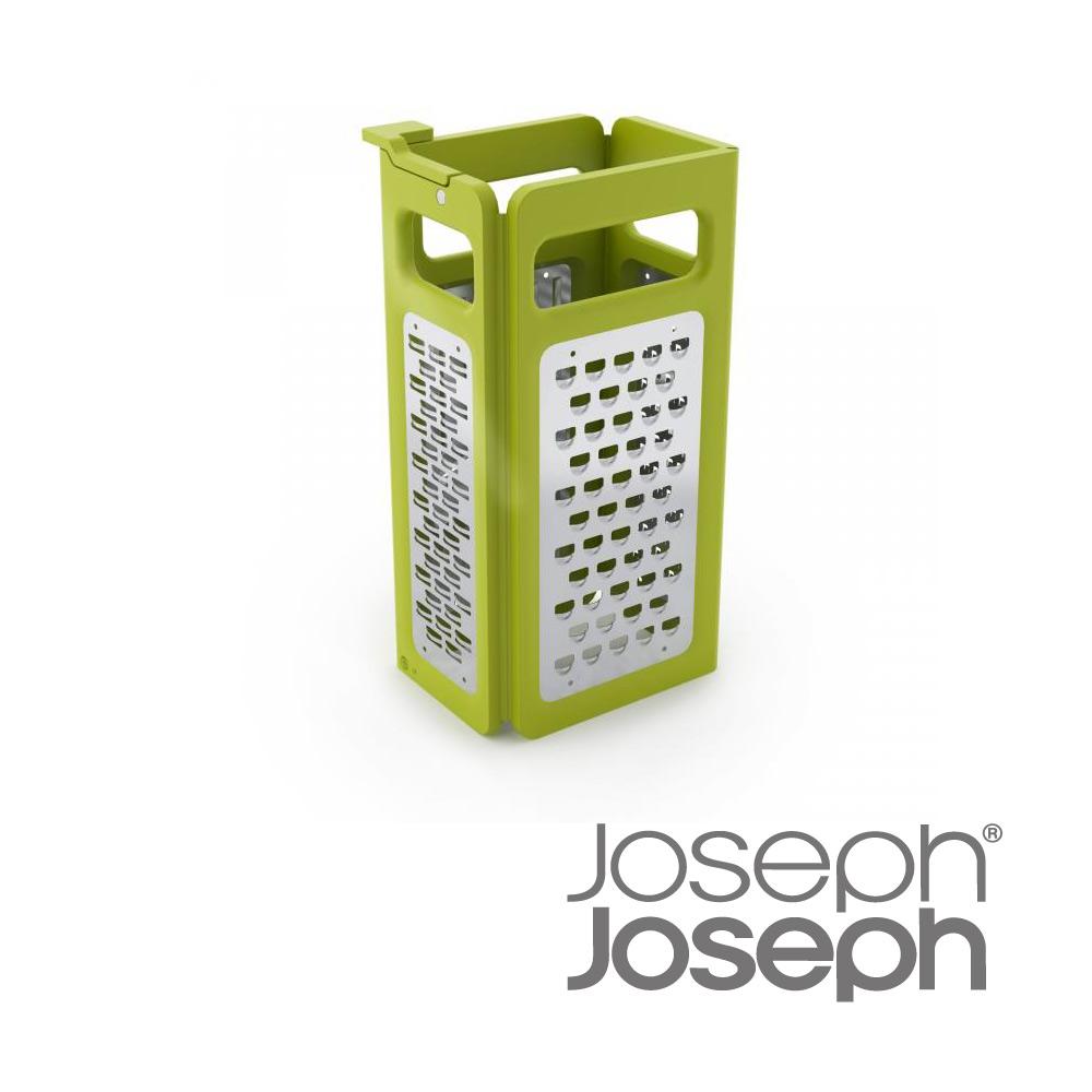 Joseph Joseph 4 in 1刨絲切片器綠