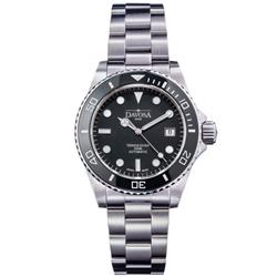 DAVOSA Ternos Professional 黑水鬼500M排氦潛水錶/42mm