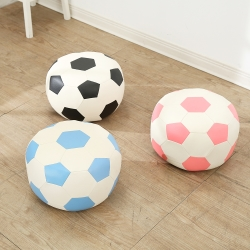 BuyJM 可愛足球造型沙發凳/三色