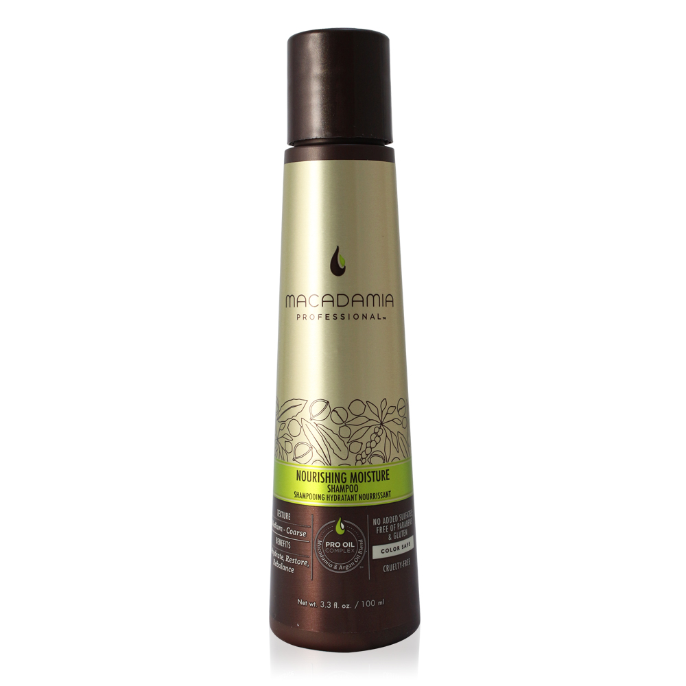 Macadamia Professional 瑪卡奇蹟油 潤澤髮浴100ml