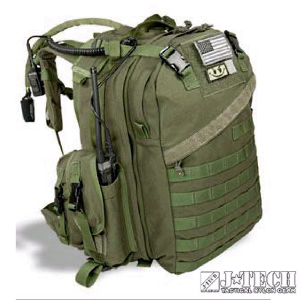 J-TECH D-3 (A+) 空降型背包