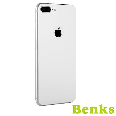 Benks for iPhone 7/8 Plus PRO+3D曲面全覆蓋玻璃背...