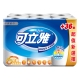 可立雅廚房紙巾60張+6張*6卷*6串/箱 product thumbnail 1