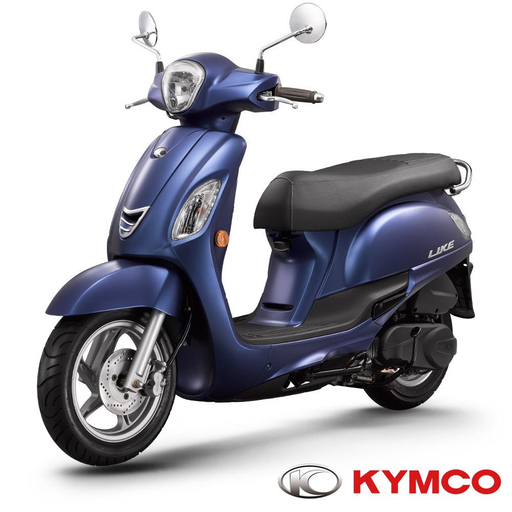 KYMCO光陽機車 LIKE 125(2017年新車)