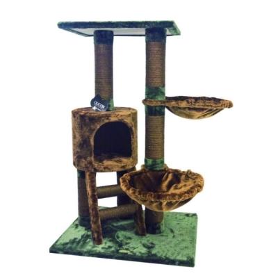 寵愛物語《生活探險-部落貓跳台》CT-27 (BD-880573)