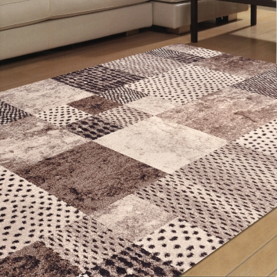Ambience-比利時infinity 現代地毯 -田野(160x230cm)