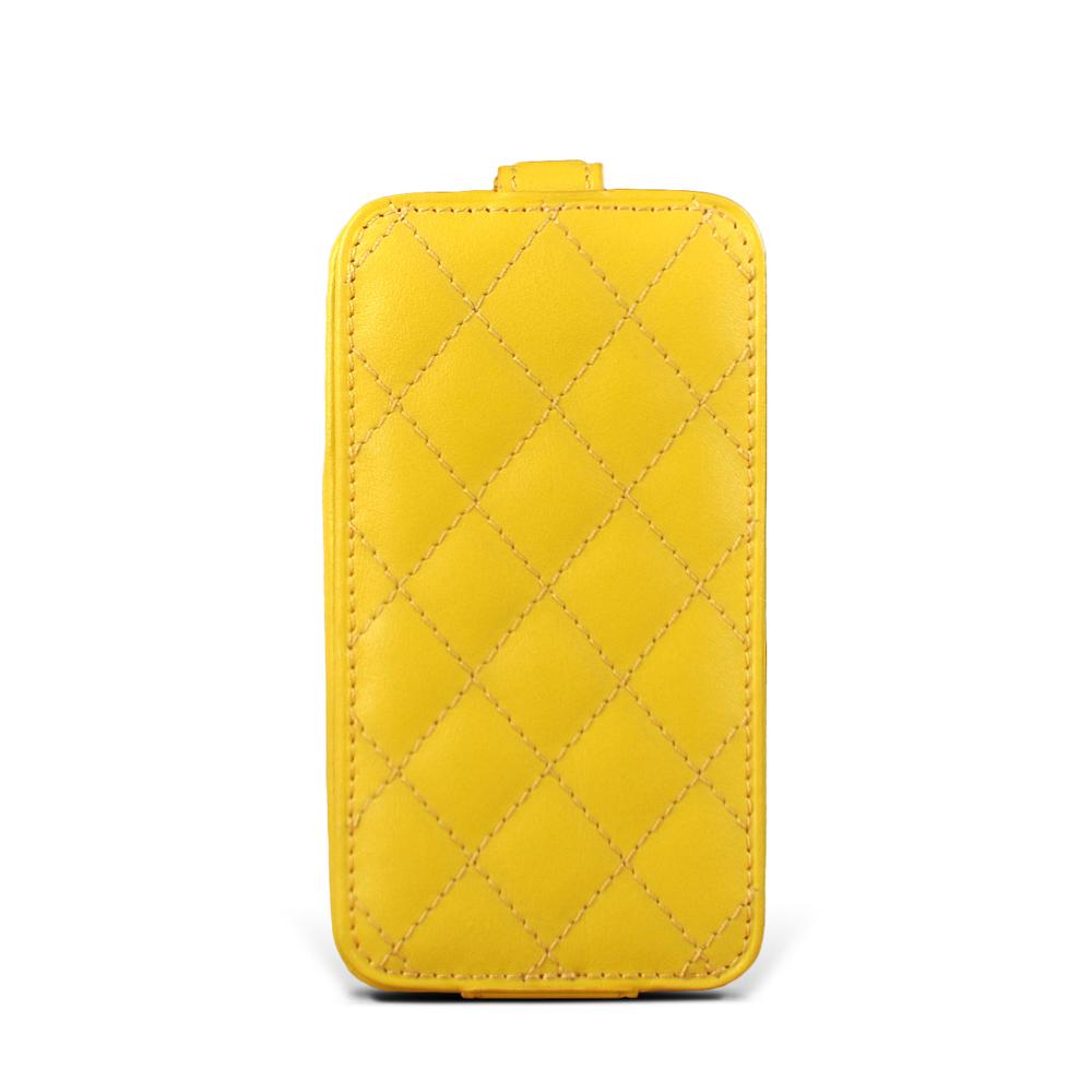 iPhone 5/5S/SE Style-D3 PDA式下蓋菱格紋 客製化皮套