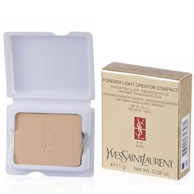 YSL-逆齡肌密綻白光感粉餅-蕊-11g-多色可選