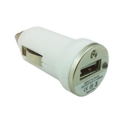 C2飛彈款iphone/ipod車用USB充電器