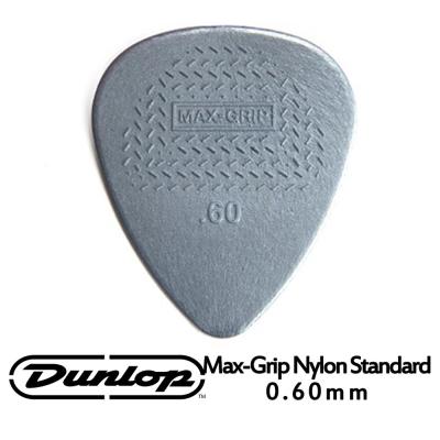 JIM DUNLOP JDGP-449R 0.6mm 民謠木吉他彈片 10片包裝