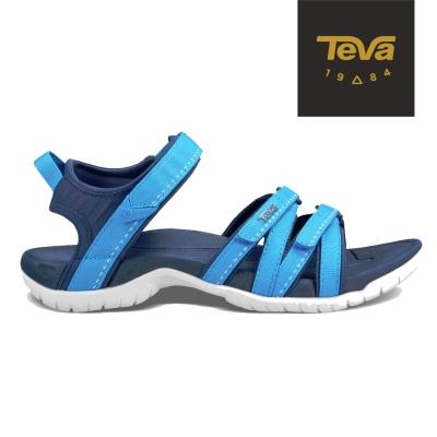 TEVA 美國 女 Terra FI 機能運動涼鞋 (漸層藍)