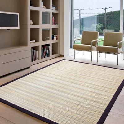 范登伯格 - 日系天然竹編地毯 - 風 (160x230cm)