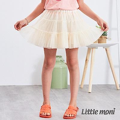 Little moni 甜美蛋糕紗裙 (2色可選)
