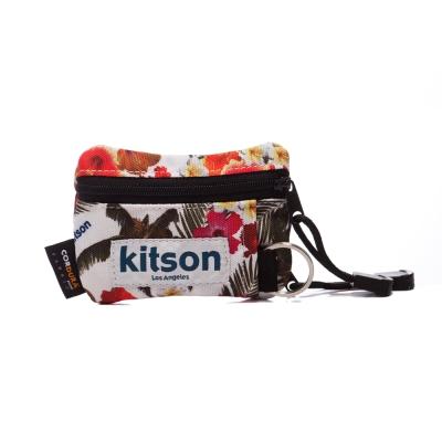 kitson Outdoor  印花圖騰 Pass case 鎖匙/萬用包-MULTI