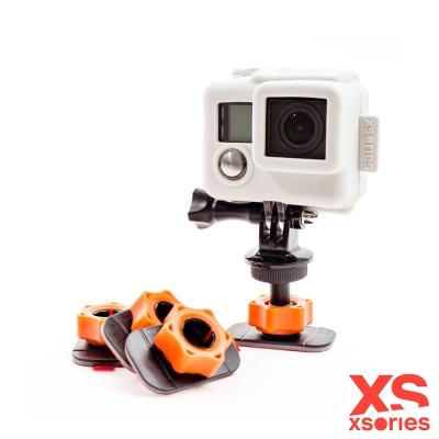 Xsories GoPro 運動相機黏貼固定座