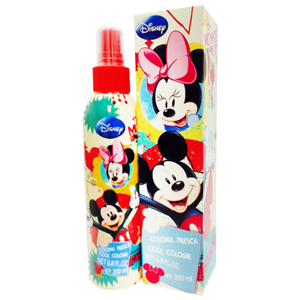 Disney 迪士尼 Mickey 繽紛米奇米妮 香水身體噴霧 200ml