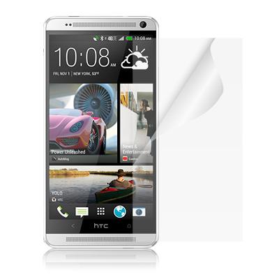 魔力  HTC One Max 高透光抗刮螢幕保護貼