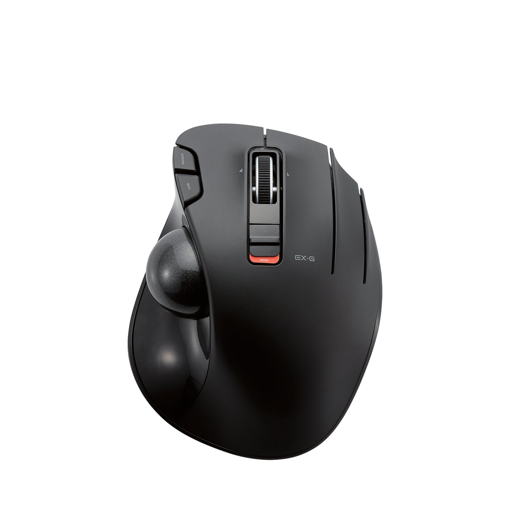 ELECOM M-XG無線拇指軌跡球滑鼠-進化款