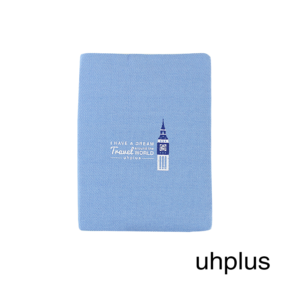 uhplus Travel around the world夢想旅行護照套(英國)