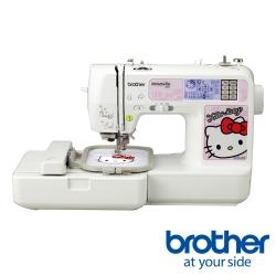 日本brother Hello Kitty電腦刺繡縫紉機