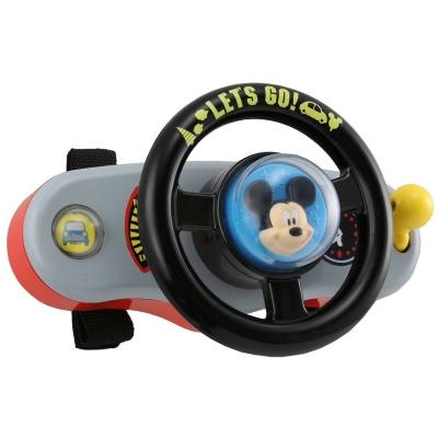 迪士尼幼兒-米奇音樂方向盤