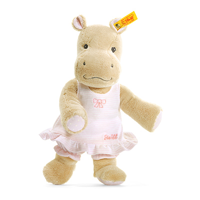 STEIFF泰迪熊 - 嬰幼兒玩偶Mockyli Hippo
