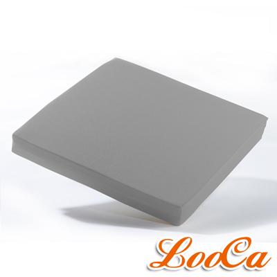 LooCa 吸濕排汗釋壓座墊(灰)