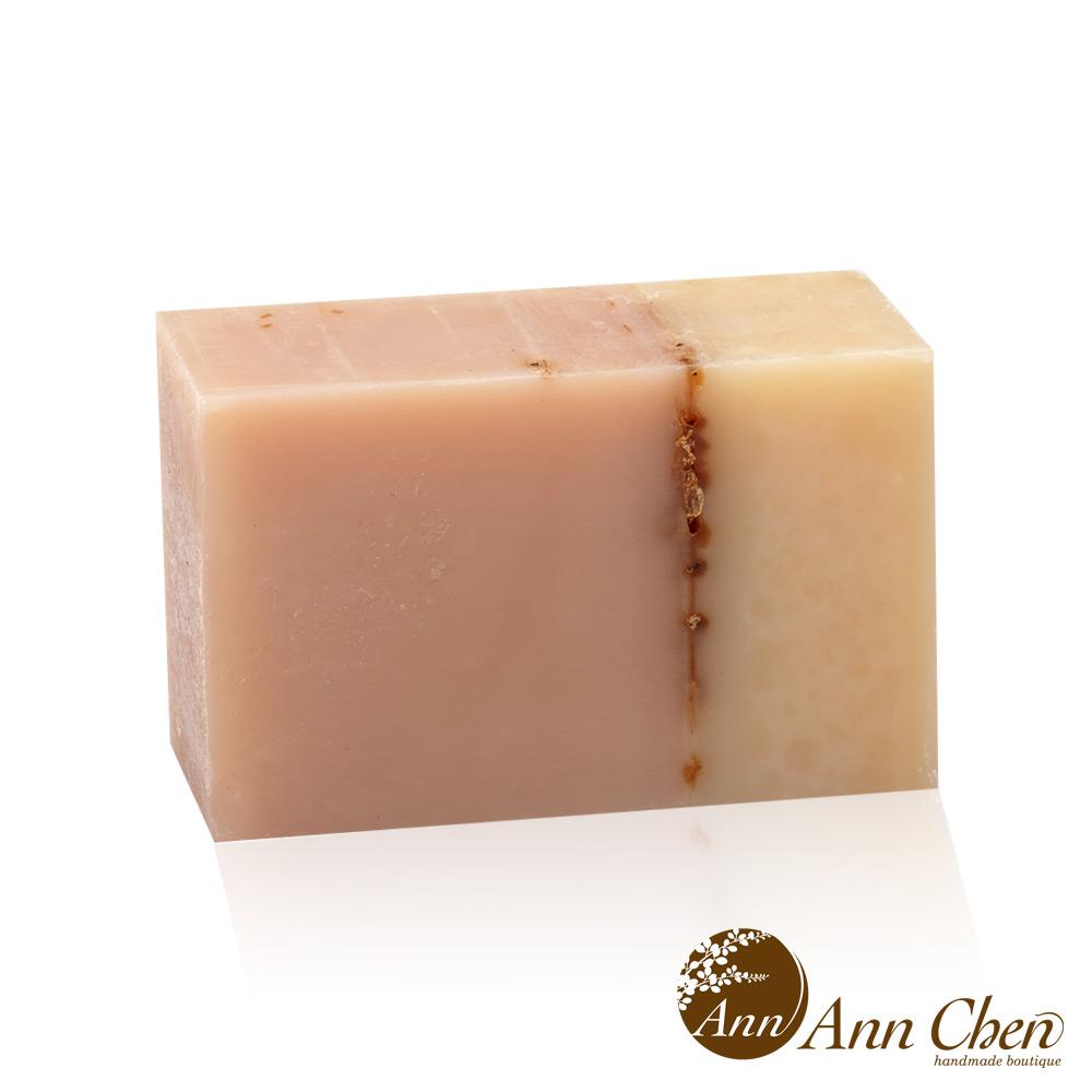 陳怡安手工皂-粉玫優格手工皂110g(保濕舒緩系列)