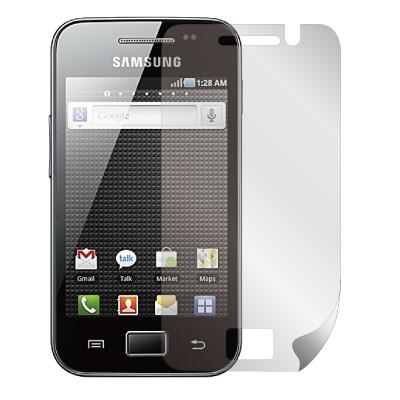 ZIYA SAMSUNG Galaxy Ace 抗刮螢幕保護貼 (兩入裝)