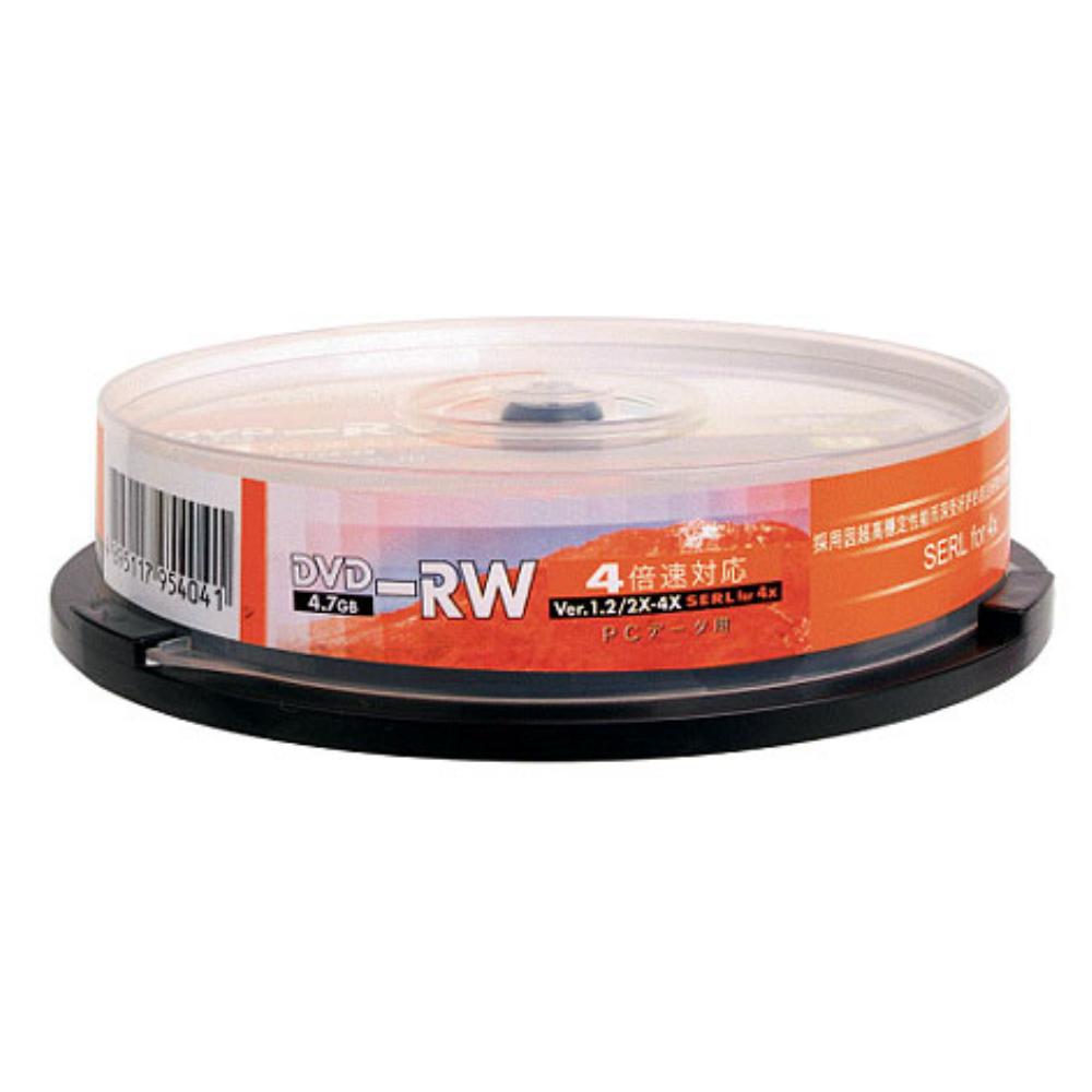三菱 4X DVD-RW 4.7GB燒錄片 30片裝