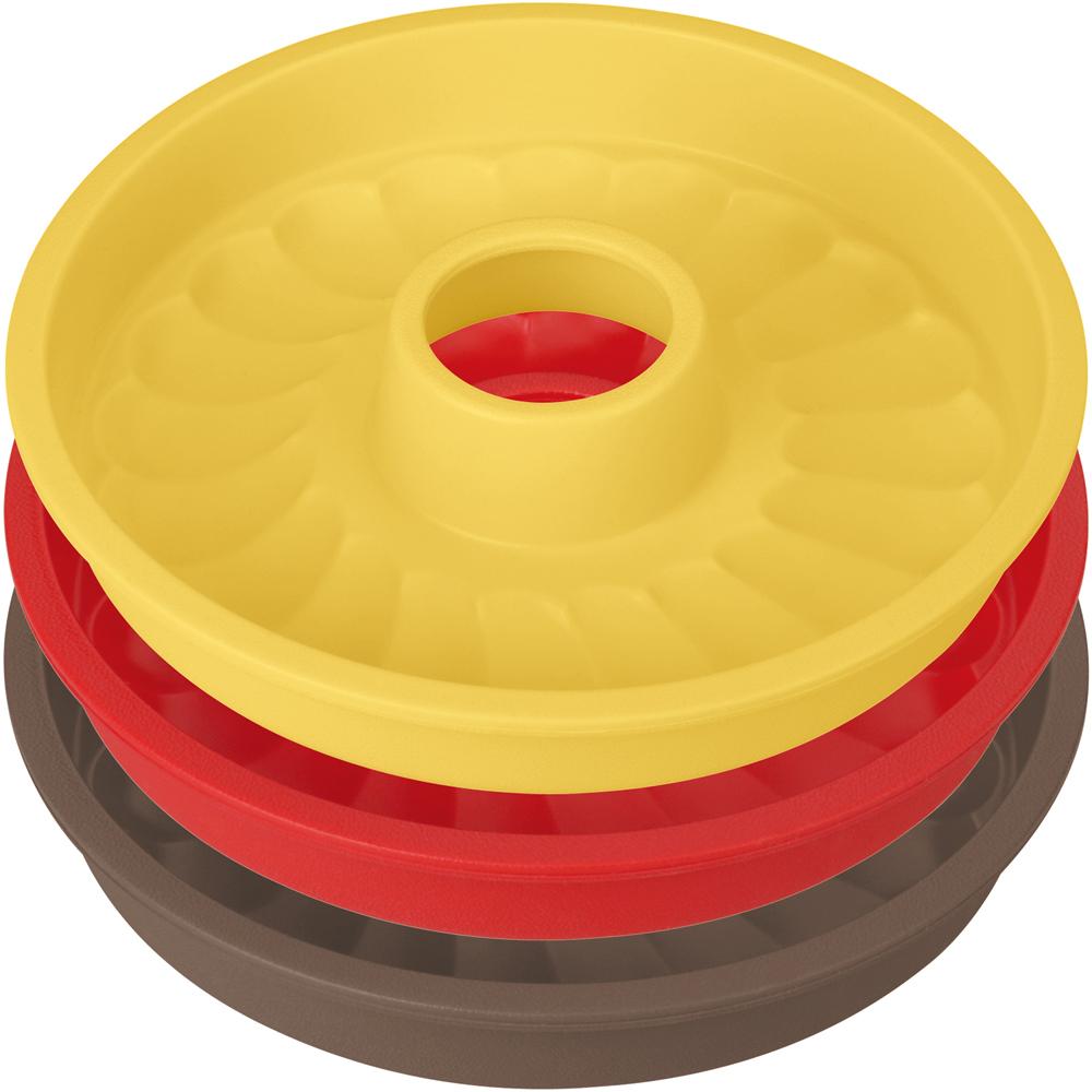 TESCOMA 矽膠圓環邦特蛋糕模(26cm)