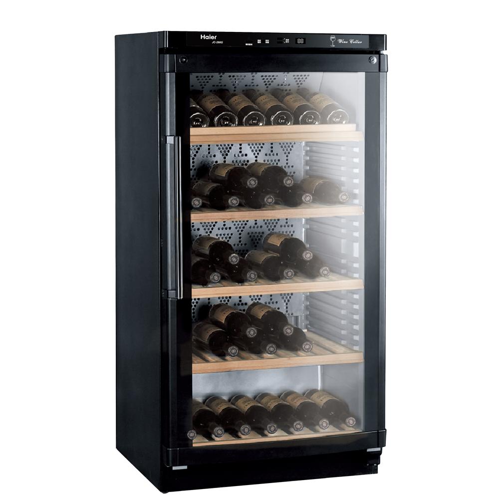 Haier 海爾 120瓶 電子式恆溫儲酒冰櫃 JC-298G