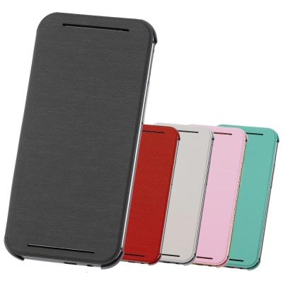 HTC One M8 HC V941 原廠智慧可翻式保護套