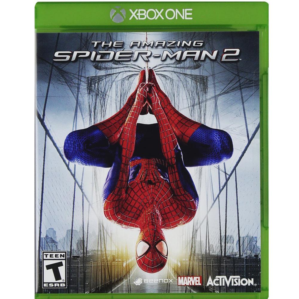 蜘蛛人:驚奇再起 2 Spider Man 2-XBOX ONE 英文美版