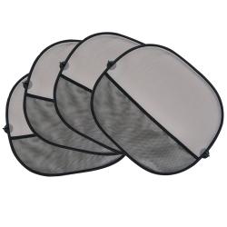 3D光淨化消臭遮陽小圓弧 (2組4入)
