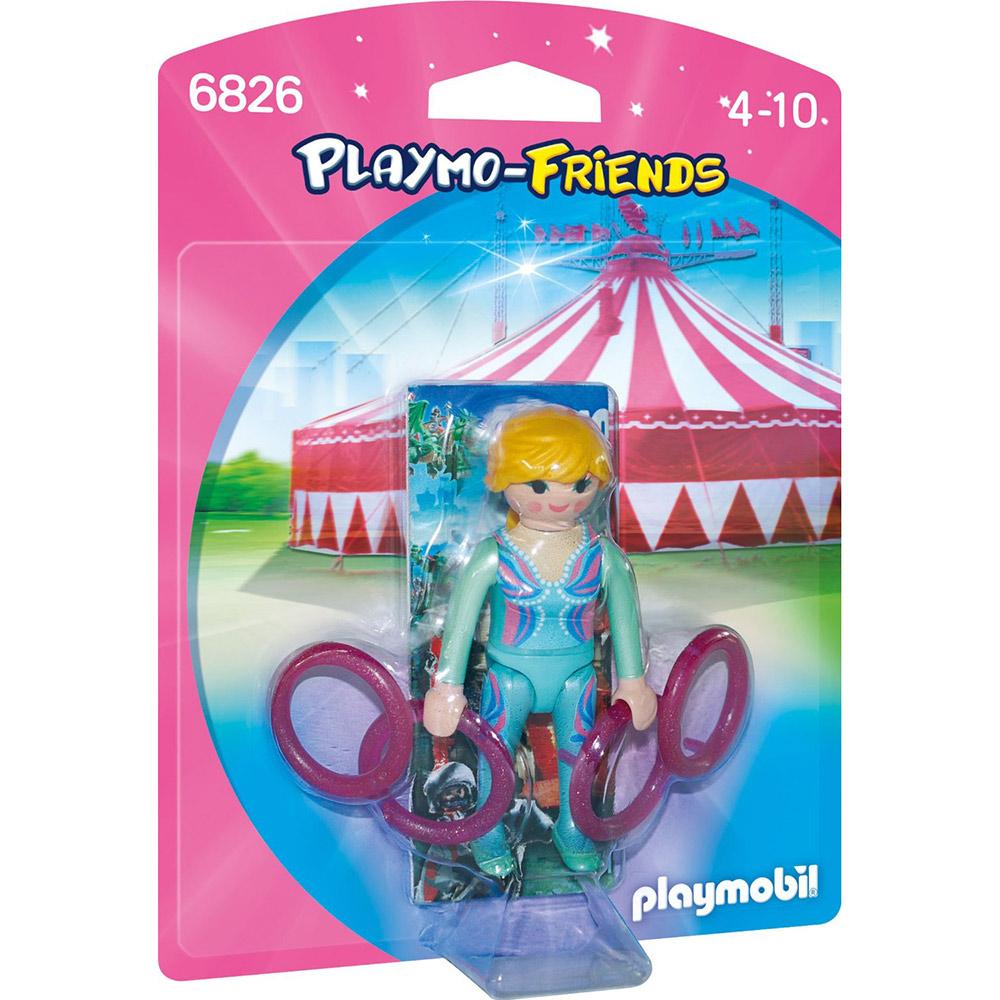 playmobil 雜耍女生