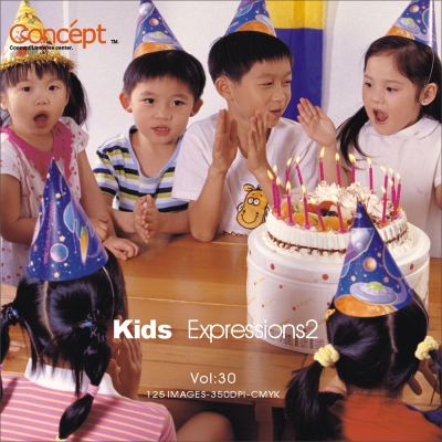 Concept創意圖庫 30-兒童篇2