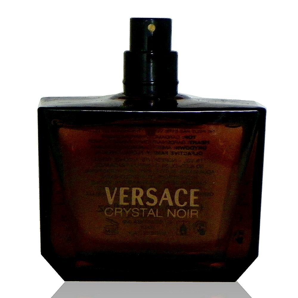 Versace Crystal Noir 星夜水晶淡香水 90ml Test 包裝 無外盒