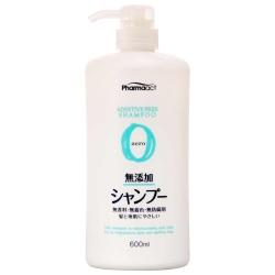 熊野油脂Pharmaact 無添加洗髮精(600ml)